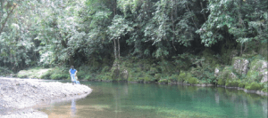 Narices River, Santa Fe Nationa Park, Veraguas, Panama