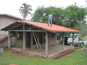 End of Week Two, Information Center, Santa Fe de Veraguas